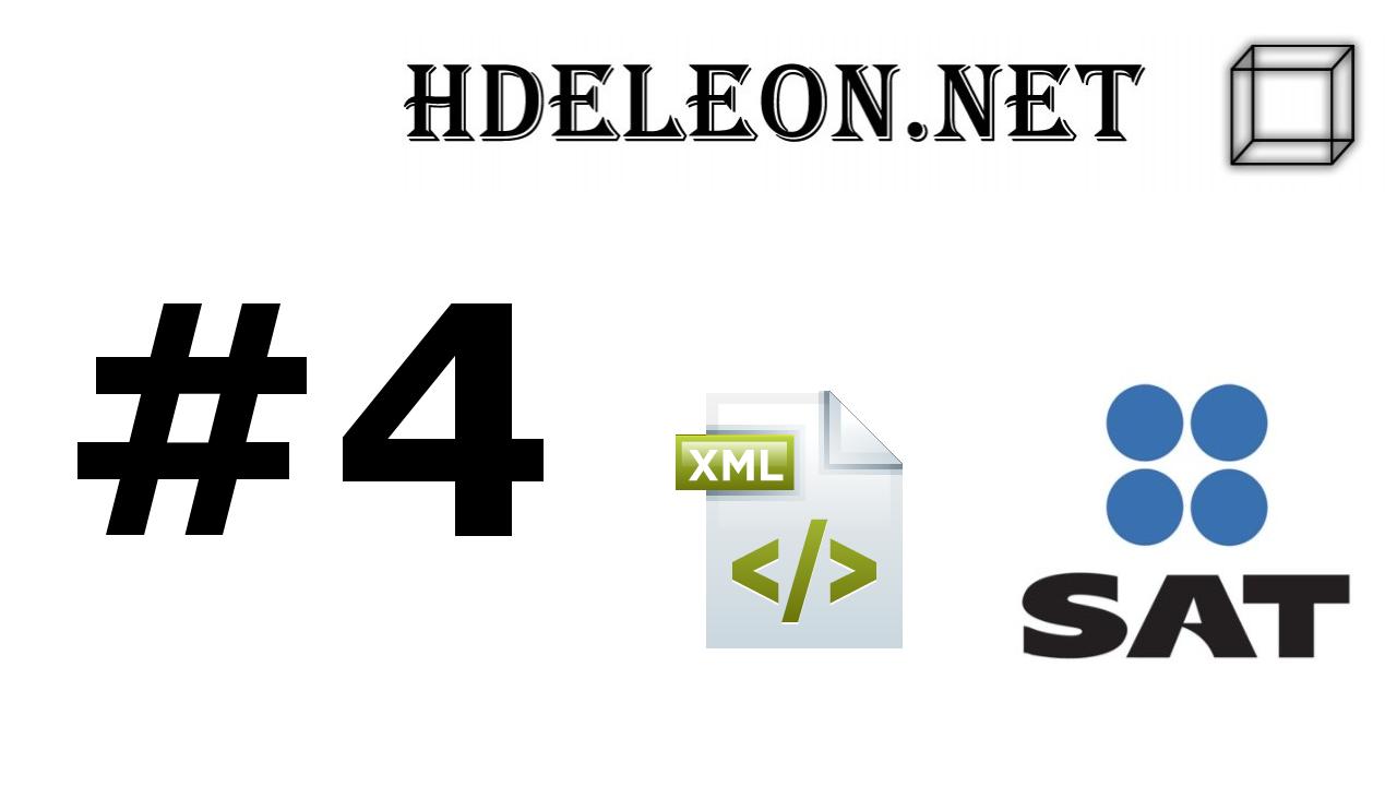 ¿Cómo sellar el XML para cfdi 3.3 facturación electrónica C# .Net? – utf8, obtener No Cer – SAT #4